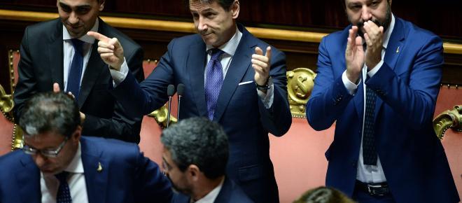 Salvini sorpassa Di Maio di 3 punti nei sondaggi
