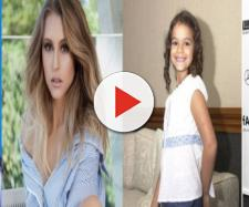 As atrizes mirins que se tornaram lindas mulheres. (Foto: Reprodução TV Globo)
