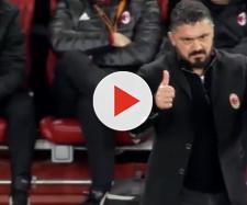 Gennaro Gattuso, allenatore del Milan.