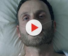 Rick Grimes acordando do coma em The Walking Dead