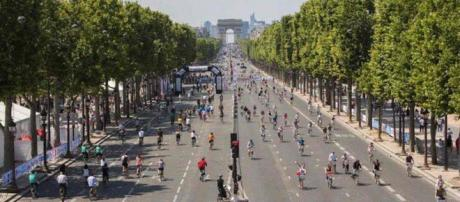 La Journée sans voiture à Paris se déroulera le dimanche 16 septembre en 11h et 18h.