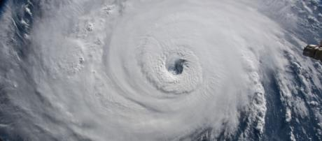 Officials have warned civilians to stay on alert as the worst is yet to come. image -NASA Goddard Space Flight image