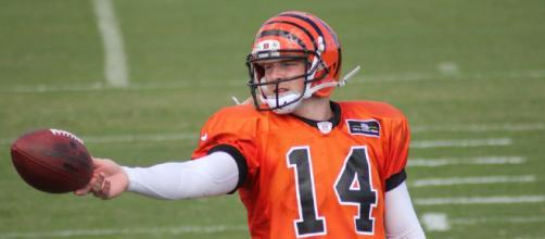 2018 NFL Season Week 2 action kicked off in Cincinnati with 'Thursday Night Football.' - [Keith Allison / Flckr]