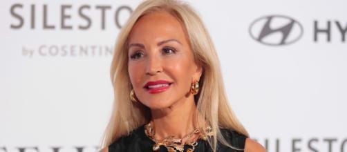 """Carmen Lomana, sobre Antonia Dell'Atte: """"No puede faltar al ... - bekia.es"""