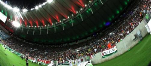 Fluminense e Consórcio Maracanã se aproximam de novo vínculo (Foto: Reprodução/Portal Uol Esporte)