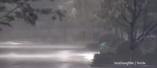 Hurricane Florence flooding and inudnation in Carolinas - Image Credit - StormChasingVideo | YouTube