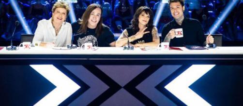 I quattro giudici di X Factor 12