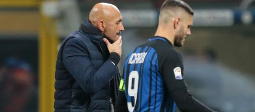 Icardi should not be happy - Spalletti demands more from free ... - pink.cat