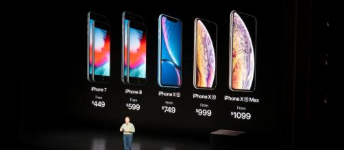iPhone XS, iPhone XS Max and iPhone XR Canadian specs, pricing and ... - mobilesyrup.com