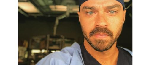 Jackson Avery - Jesse Williams Fonte: Instagram