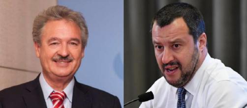 Jean Asselborn e Matteo Salvini, duro scontro alla Conferenza sulle migrazioni
