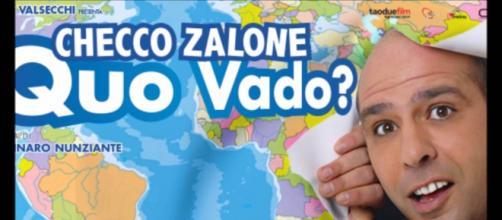 Questa sera su canale 5 il film Quo Vado?