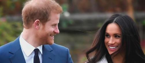Los duques de Sussex. La pareja se muestra siempre feliz y enamorada en público. - telemundo.com
