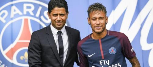 """Nasser Al-Khelaïfi refuse que le Real Madrid entretienne une """"relation"""" avec Neymar"""