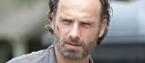 Rick Grimes, personagem principal em The Walking Dead