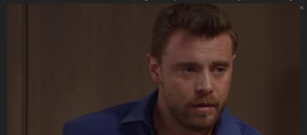 Drew and Kim battle over Oscar's cancer diagnosis. (Image Source General Hospital Fans- YouTube.)