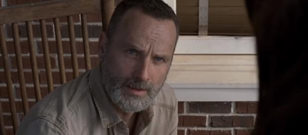 """Episode titles of """"The Walking Dead"""" reveals new info. [image credits: AMC/YouTube Screenshot]"""