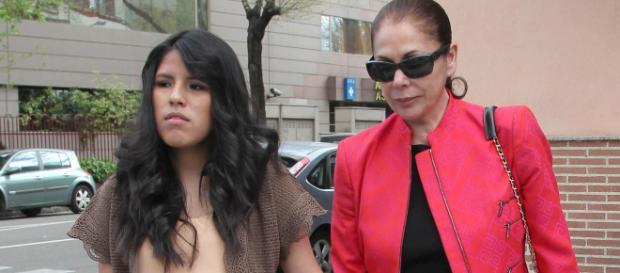 Isabel Pantoja echa a su hija Chabelita del negocio de moda ... - bekia.es