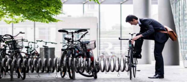 Plan Vélo : les 25 nouvelles mesures présentées par Edouard Philippe aujourd'hui à Angers.