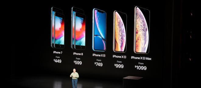 iPhone Max y Xr son las armas de Apple para cautivar a los más exigentes