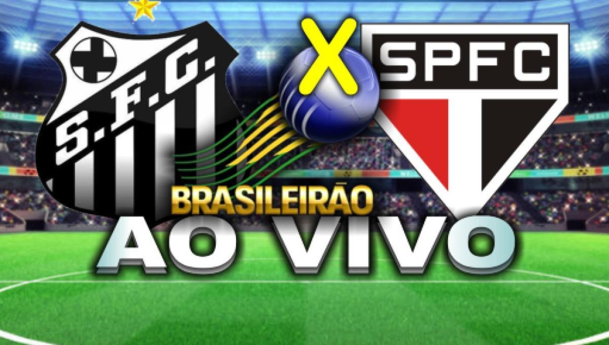Santos X São Paulo ao vivo