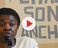 Cécile Kyenge a processo per diffamazione