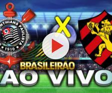 Corinthians e Sport jogam neste domingo, pelo Campeonato Brasileiro