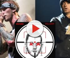 Eminem killshot: Machine gun kelly dissing