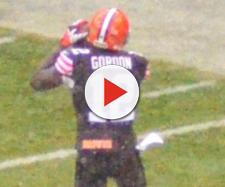Josh Gordon will be cut by the Browns on Monday, if not traded before then. [Image Source: Flickr | Erik Drost]