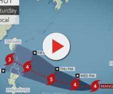 Tifone Mangkhut colpisce le Filippine: adesso preoccupazione per Hong Kong e non solo.