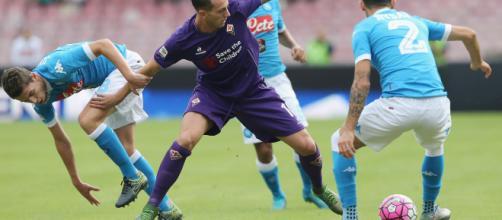 Diretta Napoli-Fiorentina streaming