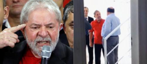 Ex-presidente Lula foi condenado pelo caso tríplex