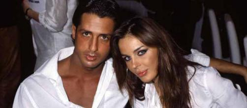 Fabrizio Corona e Nina Moric: criticati duramente sui social.