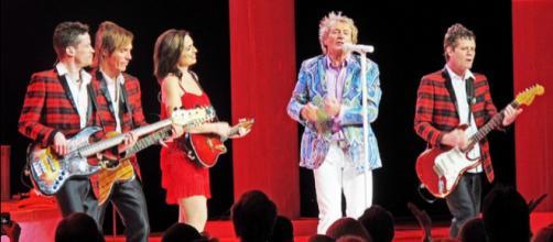 Rod Stewart launches new album and radio station (Image credit - flickr, Bruce Tuten)