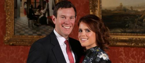 Todo listo para la boda real de la princesa Eugenie y Jack Brooksbank