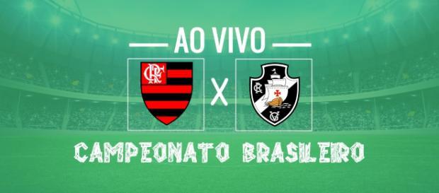 Campeonato Brasileiro: Flamengo x Vasco ao vivo