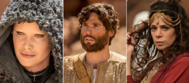 Jesus realizará mais milagres essa semana (Foto: Record TV)