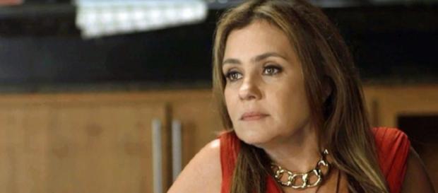 Laureta revela que foi estuprada por Galdino na ditadura militar em Segundo Sol (Foto: TV Globo)
