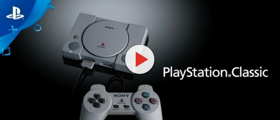 PlayStation Classic announced, set to launch on December 3 at a cost of $99.99