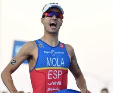 El campeón mundial de Triatlón sigue siendo de un español.