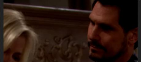 Bill and Brooke may resume the love triangle with Ridge. [Image Source: CBS Soaps B&B-YouTube]
