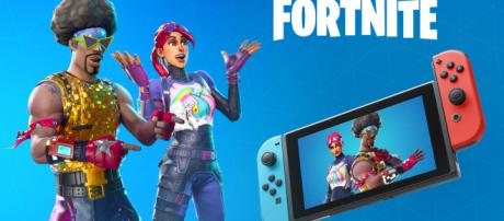 Nintendo confirms Fortnite on Switch won't require an online subscription [Image source: gamesradar - YouTube]