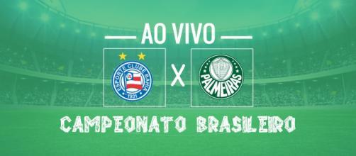 Campeonato Brasileiro: Bahia x Palmeiras ao vivo