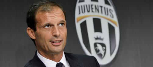 Juventus, Allegri attua quattro cambi contro il Sassuolo