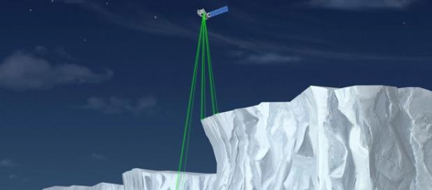 ICESat2 fará rastreamento sobre o impacto do degelo nos extremos da Terra