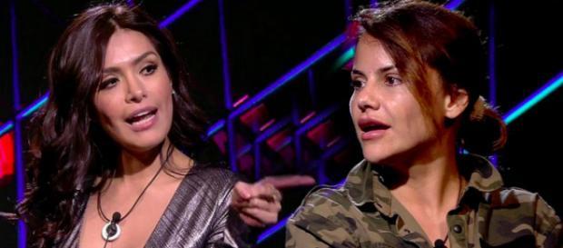 Miriam Saavedra protagoniza un fuerte enfrentamiento con Mónica ... - bekia.es