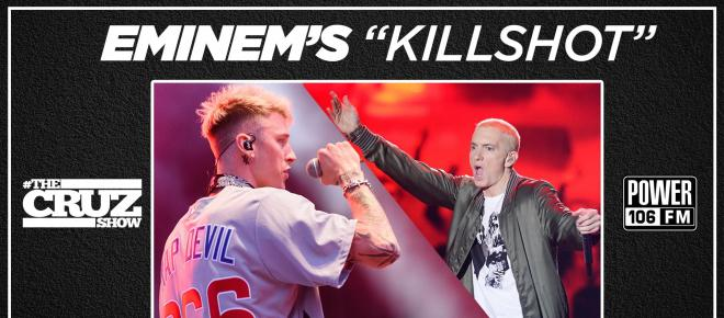 MGK booed off stage while opening for Fall Out Boy