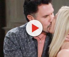 Anticipazioni Beautiful: il bacio di Brooke e Bill