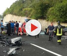 Calabria, grave incidente stradale in autostrada. (Foto di repertorio)