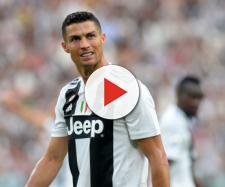Cristiano Ronaldo segna i primi due gol in serie A